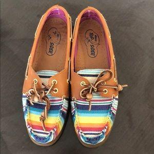 Rainbow sperrys